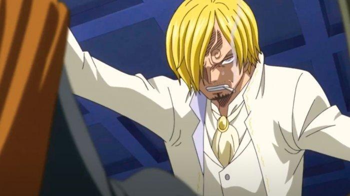 Respon Sanji Ketika Bertemu Yamato di Manga One Piece Chapter 1011, Simak Jadwalnya