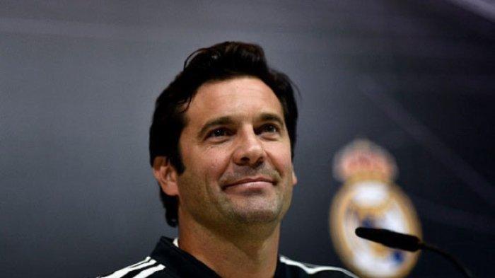 Selamat! Santiago Solari Resmi Menjadi Pelatih Real Madrid Selama Tiga Musim