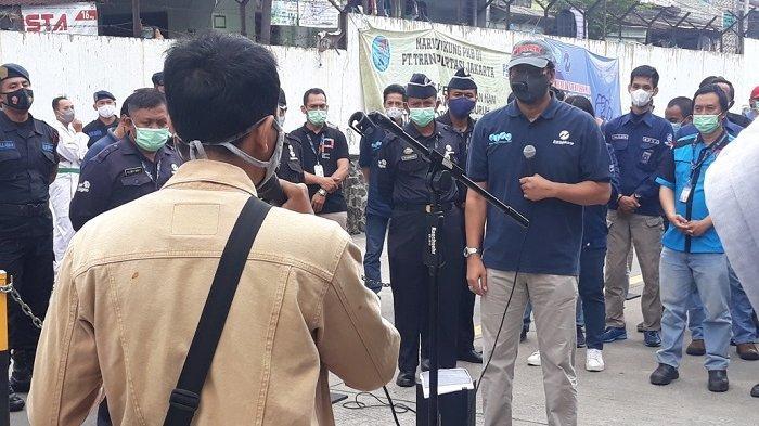 Didemo Mundur dari Jabatan, Dirut Transjakarta Bantah Bus Mogok dan Gunakan Ban Vulkanisir
