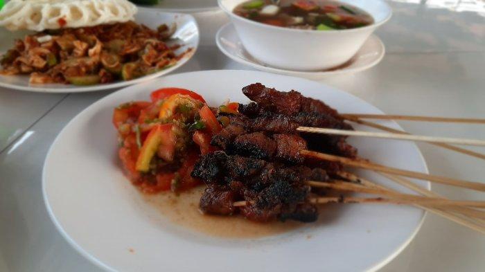 Sate Maranggi Haji Yetty Cibunggur Purwakarta