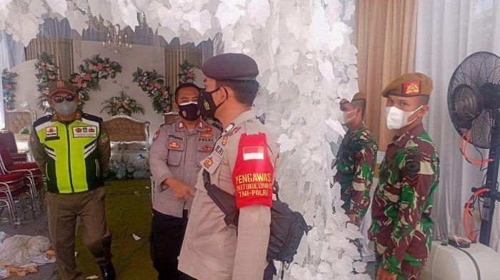 Satgas Covid-19 Bubarkan Pesta Resepsi Pernikahan Warga di Muaragembong Bekasi
