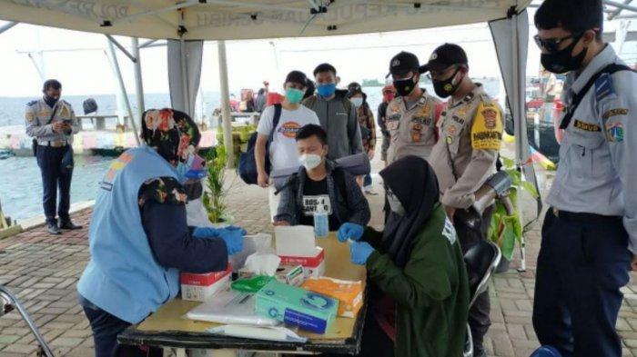 909 Wisatawan Kunjungi Kepulauan Seribu saat Libur Imlek