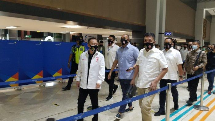 Satgas Lawan Covid-19 DPR RI Sidak Protokol Kesehatan di Bandara Soekarno-Hatta