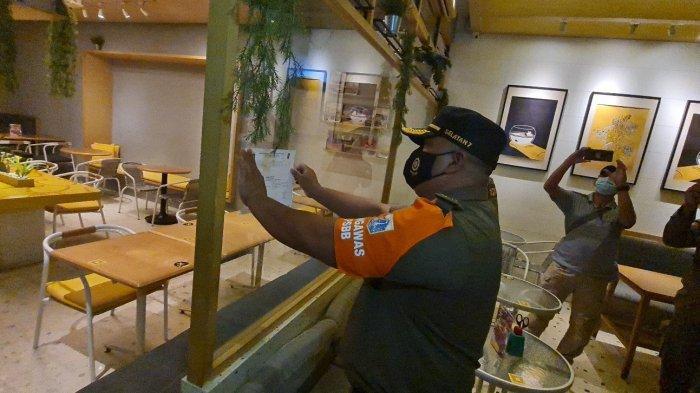 Datangi Citos, Aparat Gabungan Beri Surat Teguran Tertulis Kepada 2 Kafe
