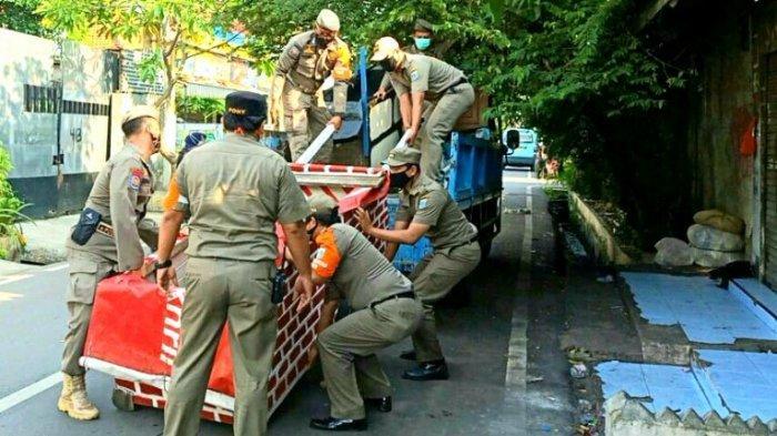 Pemerintah Kota Jakarta Pusat Tertibkan Gerobak Pemulung, Pemilik Diberi Peringatan