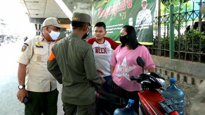 Kemarin, 175 Orang Terjaring Razia Tertib Masker di Jakarta Timur