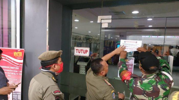 Langgar PSBB, 69 Tempat Usaha di Jakarta Barat Disegel