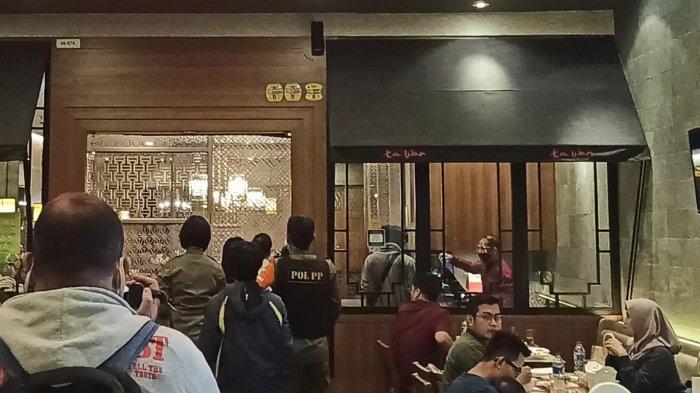 Masih Layani Makan di Tempat dengan Kapasitas Pengunjung 100 Persen, Restoran di MKG Disanksi
