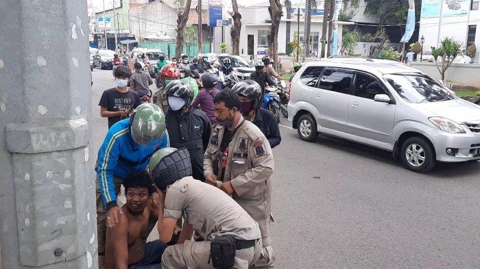 211 PMKS di Jakarta Selatan Terjaring Operasi Asih Asuh, Terbanyak Pengamen