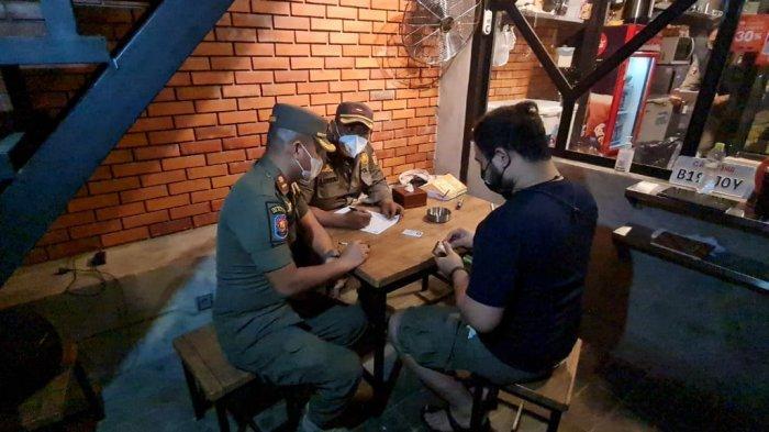 Satpol PP DKI Sidak Wilayah Kemang: 3 Kafe Diberi Teguran Tertulis dan 1 Bar Ditutup Sementara