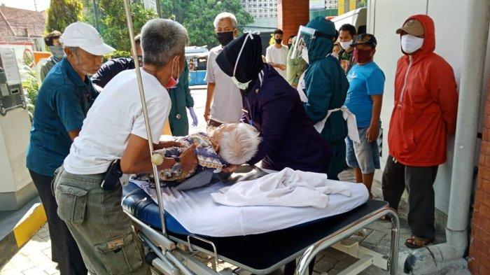 Seorang PDP Tewas Setelah Lompat dari Lantai 4 RS Hermina Jatinegara Pagi Ini
