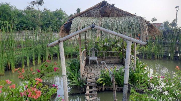 4 Spot Keren di Taman Sungai Kendal Jakarta Utara, Bisa Jadi Lokasi Foto Instagramable