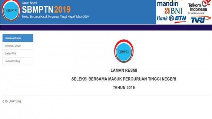 Pendaftar SBMPTN 2019 Capai 645 Ribu, Ini Penyebab Nilai UTBK Tinggi Bisa Kalah di Jurusan yang Sama