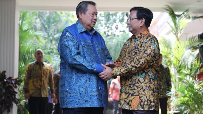 Arief Poyuono Sebut SBY Bak Serangga Undur-undur, Picu Reaksi Partai Demokrat Hingga Sandiaga Uno