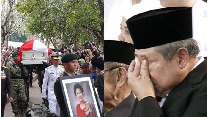 Wapres Jusuf Kalla Kunjungi Kediaman SBY di Cikeas dan Cerita 9 Kaleng Kerupuk Bu Ani