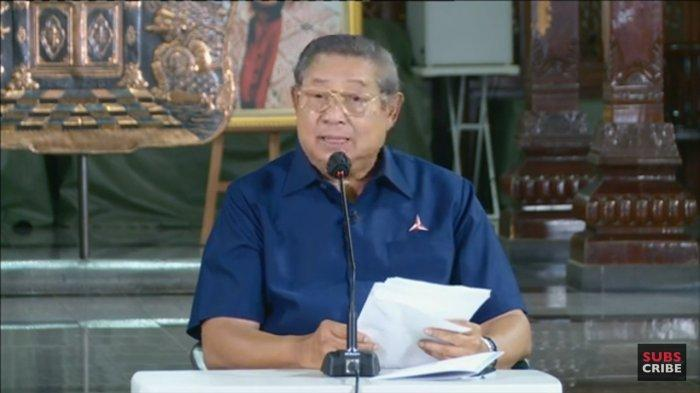 Saat SBY Curahkan Isi Hati Tentang Sahabat yang Melukai: Melukai Orang-orang yang Setia