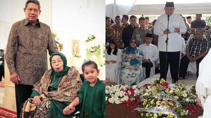 Belum Genap 100 Hari Istri Wafat, SBY Kini Melepas Kepergian Ibunda: Tuhan Banyak Beri Anugerah