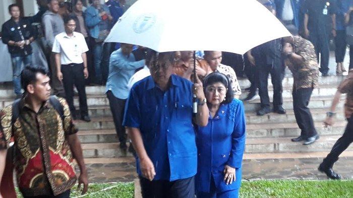 Permintaan Terakhir SBY Sebelum Istri Dimakamkan, Hinca Panjaitan: Beliau Ingin Mencium Sekali Lagi