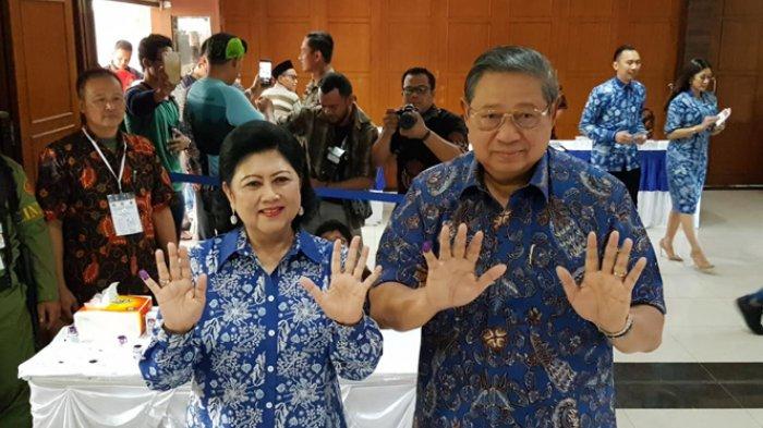 Ani Yudhoyono Meninggal di Singapura Karena Kanker Darah, Hatta Rajasa: SBY Ikhlas Terima Takdir