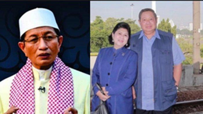 Ungkap Pengalaman Makan Bareng Ani Yudhoyono di Hadapan Kabah, Nasaruddin Umar: Bersyukur Luar Biasa