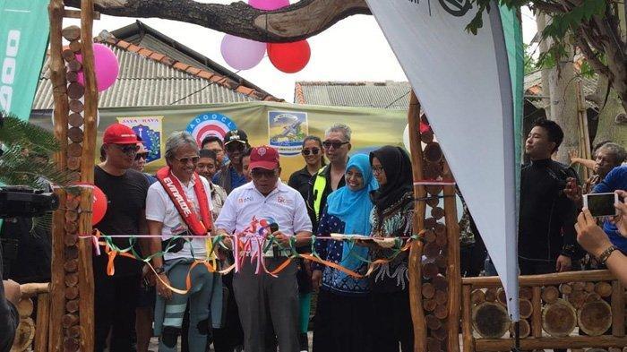 Berawal Dari Hobi Main Jetski, Seadoo Club Indonesia Bangun Rumah Pintar di Pulau Panggang