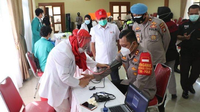 PMI Kota Tangerang Sudah Didistribusikan 561 Kantong Plasma Konvalesen