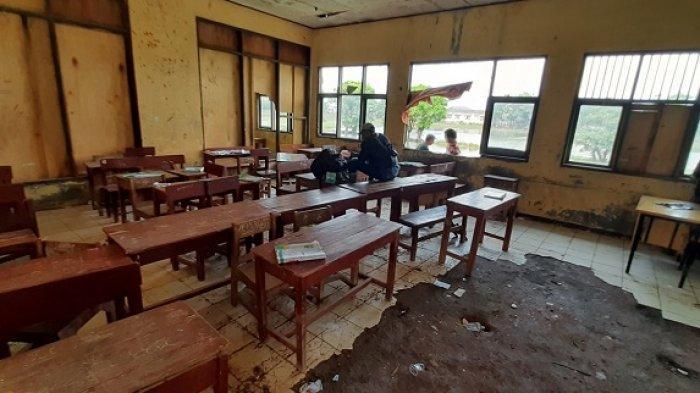 Viral Kondisi Memprihatinkan SDN Samudrajaya 04 Bekasi, Adi: Bantuan Pemerintah Belum Ada
