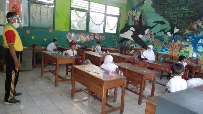 Hampir Dua Tahun Belajar Online, Banyak Siswa SD Kelas 1 dan 2 di Tangsel Belum Bisa Baca