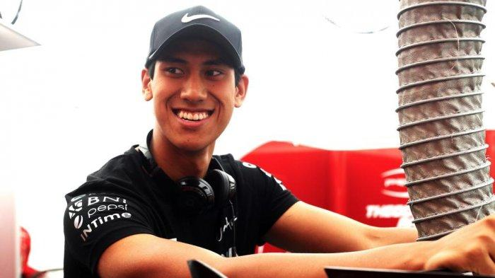 Sean Gelael Jadi Kapten Tim Indonesia di FIA Motorsport Games