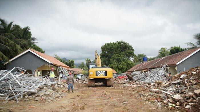 Akses Jalan Anyer-Carita Sudah Pulih, Pemprov Banten Segera Bereskan Akses ke Tanjung Lesung