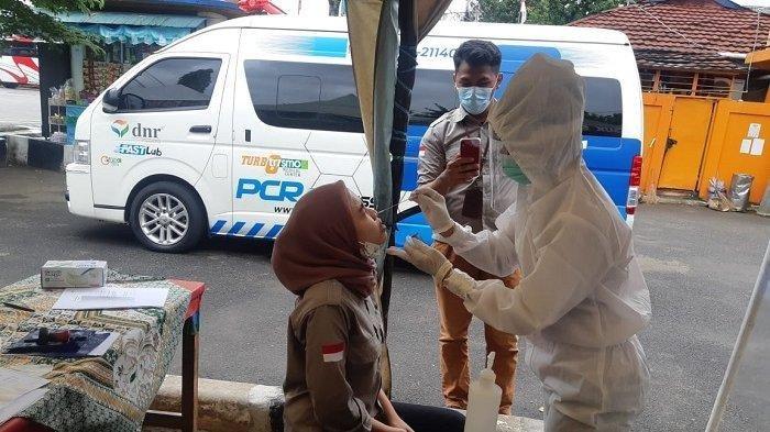 Ada Posko Rapid Test Antigen Gratis di Terminal Kalideres Selama Masa PPKM
