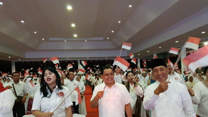 Sedulur Jokowi Targetkan Kemenangan 70 Persen di Jawa Timur