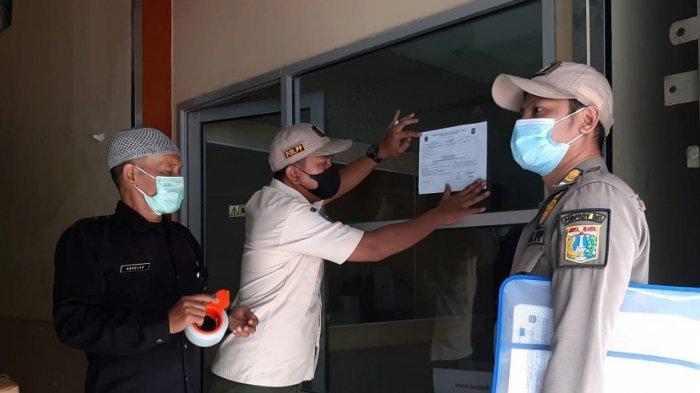 Satpol PP Jakut Dapat Rp 75 Juta dari Kantor dan Rumah Makan yang Langgar Prokes Covid-19