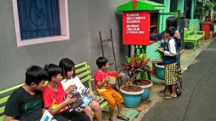 Meningkatkan Budaya Literasi Masyarakat Indonesia dengan Lomba Membaca