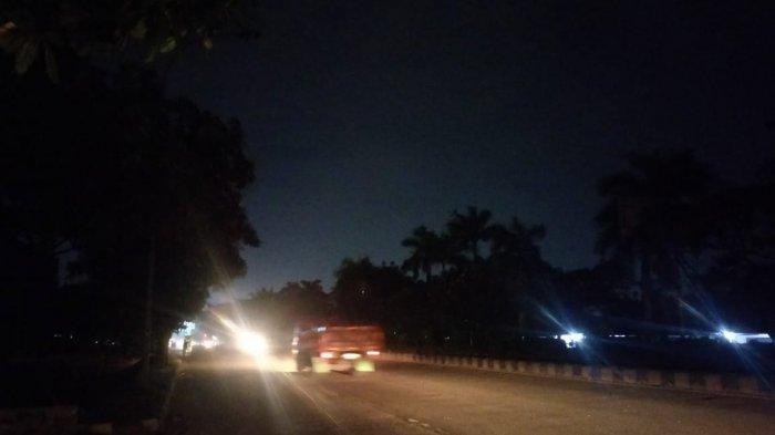 Lampu PJU di Tangerang Dimatikan Saat Malam, Pemkot Jamin Keamanan Warganya