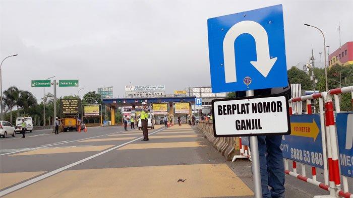 Polda Metro Jaya Mengurangi Jumlah Ruas Jalan di Jakarta yang Menerapkan Sistem Ganjil Genap