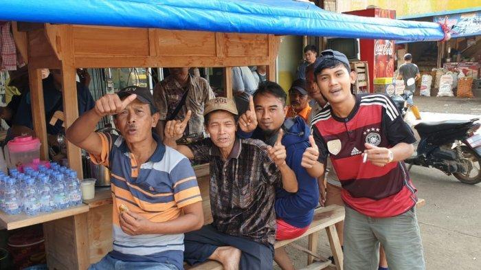 Pedagang Pasar Induk Cibitung: Jokowi Kalau Blusukan ke Pasar Tidak Menakuti dan Teriak Harga Mahal
