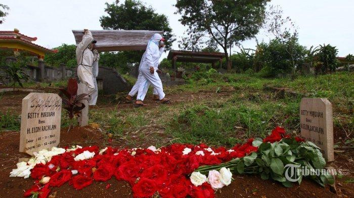 700 Jenazah Dimakamkan Protap Covid-19 tapi Nyatanya Tak Terpapar, Keluarga Akhirnya Bongkar Makam