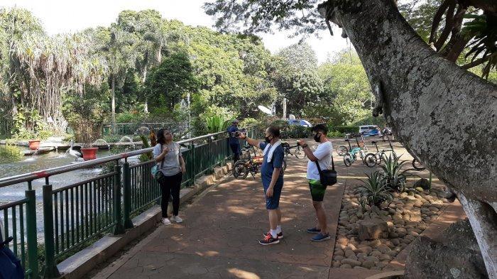 Selama Libur Panjang, Pengunjung Taman Margasatwa Ragunan Capai 6.535 Orang