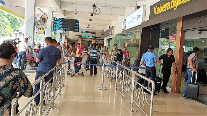 Meroketnya Harga Tiket, Jumlah Penumpang di Bandara Halim Turun 18,38 Persen