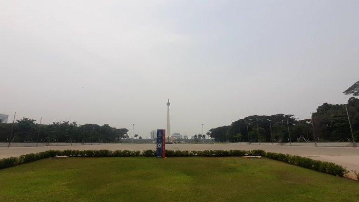 Sejumlah proyek pembangunan selama empat tahun Anies Baswedan menjabat Gubernur DKI Jakarta, Kamis (14/10/2021).