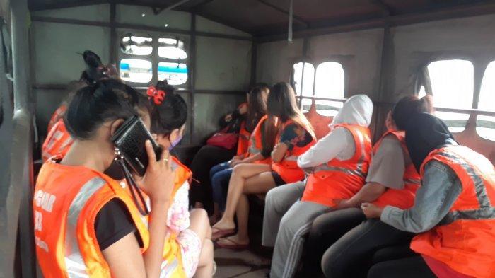 Marak Prostitusi Online di Tengah PPKM Tangsel, Polisi Amankan Belasan PSK