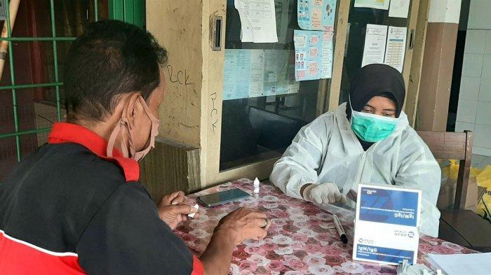 Polisi Tambah Pelayanan Rapid Test Covid-19 di 4 Lokasi Petamburan