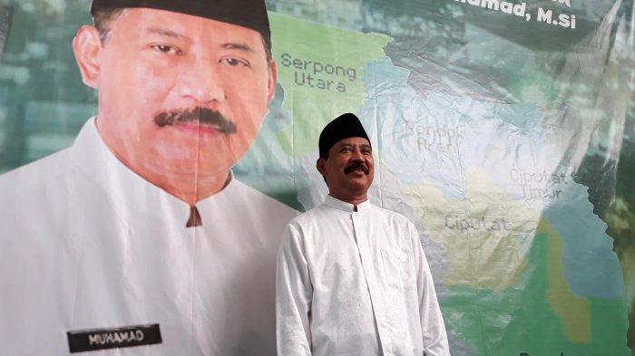 Sekda Tangsel Muhamad Akan Minta Izin ke Airin Mencalonkan Diri Sebagai Calon Walikota