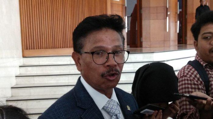 Johnny G Plate Anggap Prabowo Diisolasi dari Informasi Benar, Riza Patria Singgung Ahok di Pilkada