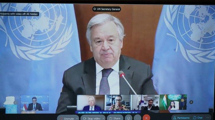Anies Bicara Perubahan Iklim di Depan Sekjen PBB, PDIP Ungkit Masalah Banjir Jakarta
