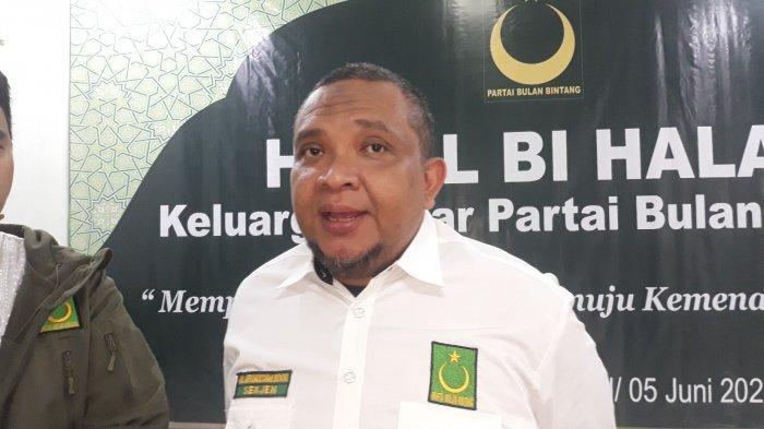 Sekretaris Jenderal Partai Bulan Bintang Afriansyah Noer alias Ferry