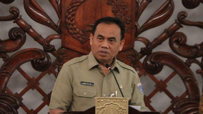Persija Jakarta Sampaikan Duka Cita Wafatnya Sekda DKI Saefullah