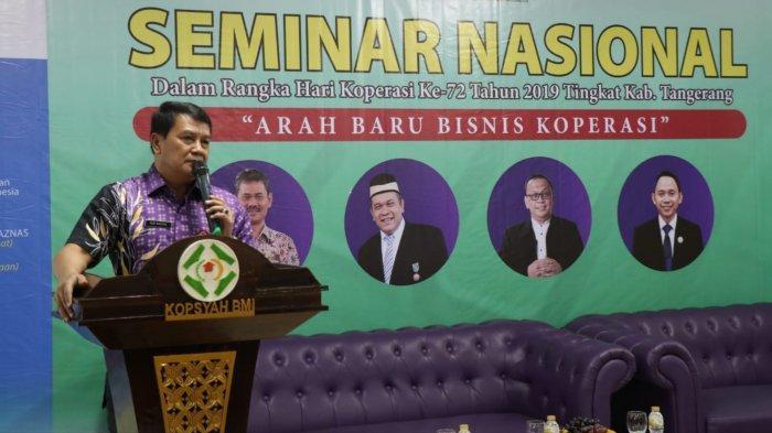 Pertanian di Kabupaten Tangerang Akan Disandingkan dengan Sistem Koperasi
