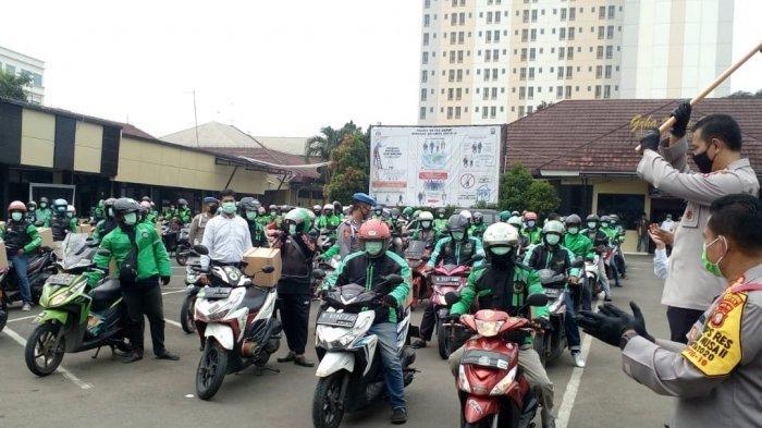 Pemprov DKI Jakarta Bakal Libatkan Ojol Dalam Pendistribusian Pangan Murah